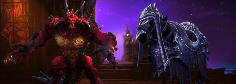 Play Diablo III And Reap The Benefits In The Nexus!