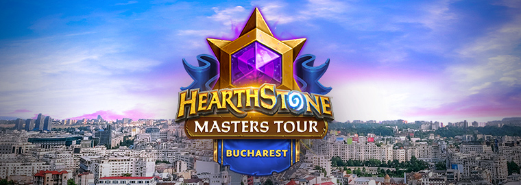 Announcing Masters Tour Bucharest