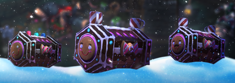 Spread Winter Veil Cheer with Loot Chest Gifting!