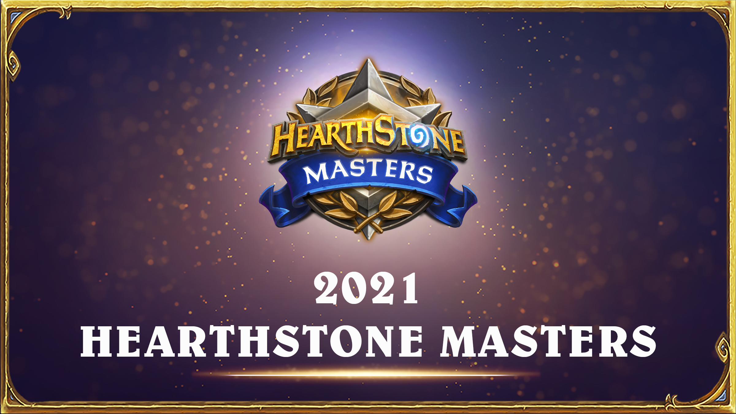 First Look at Hearthstone Masters in 2021!