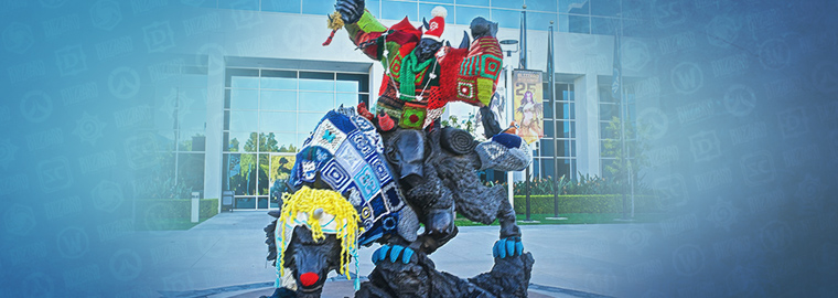 Calling All Crafters: Help Us Decorate the Orc!