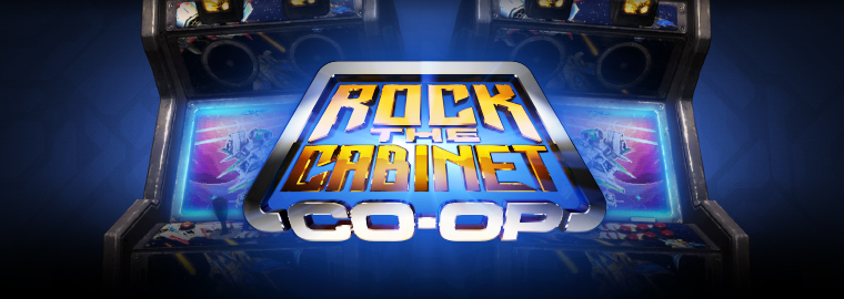 Ecco a voi il Rock the Cabinet 2017: Co-op Edition