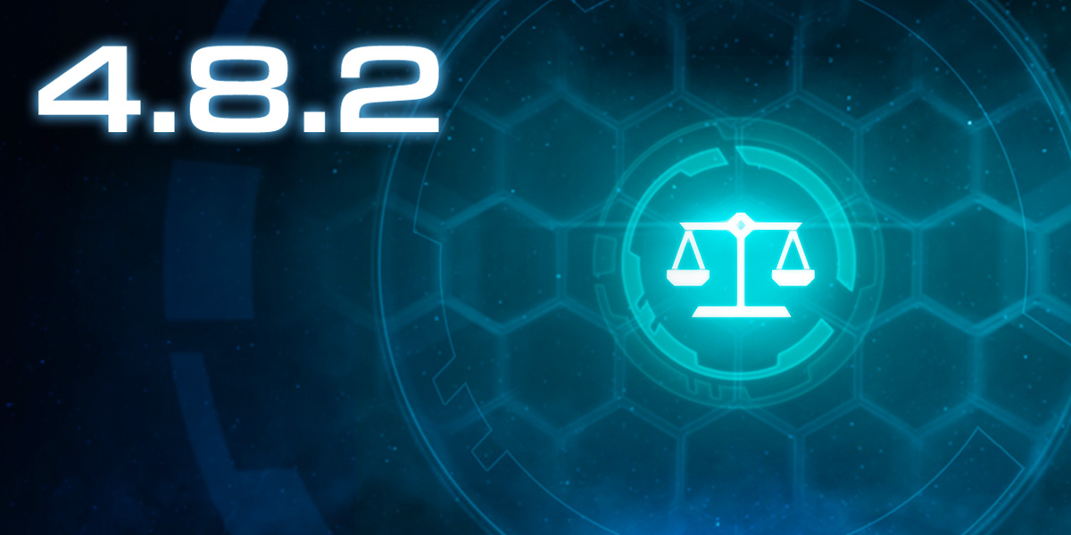 StarCraft II - Note della patch 4.8.2