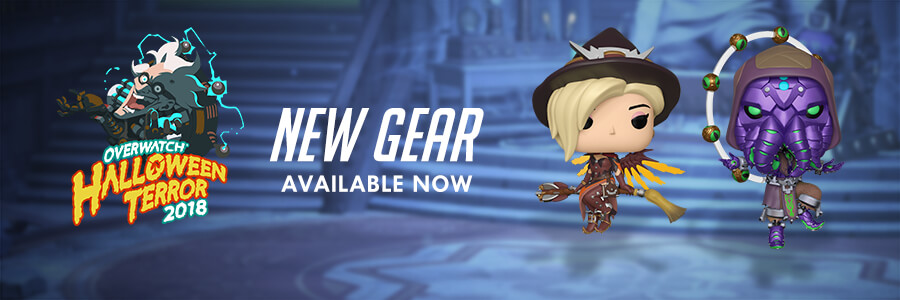 Overwatch Halloween Terror Gear Available Now