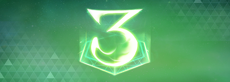 Celebrate Three Years in the Nexus!