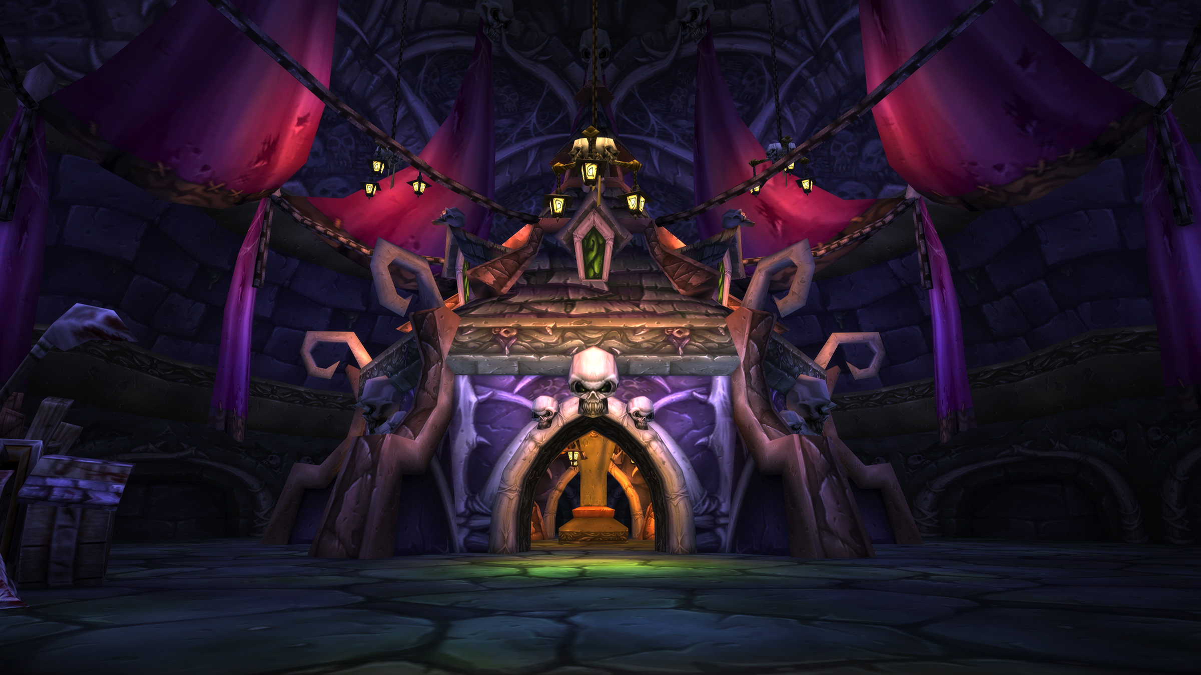 WoW® Classic City Tour: Undercity