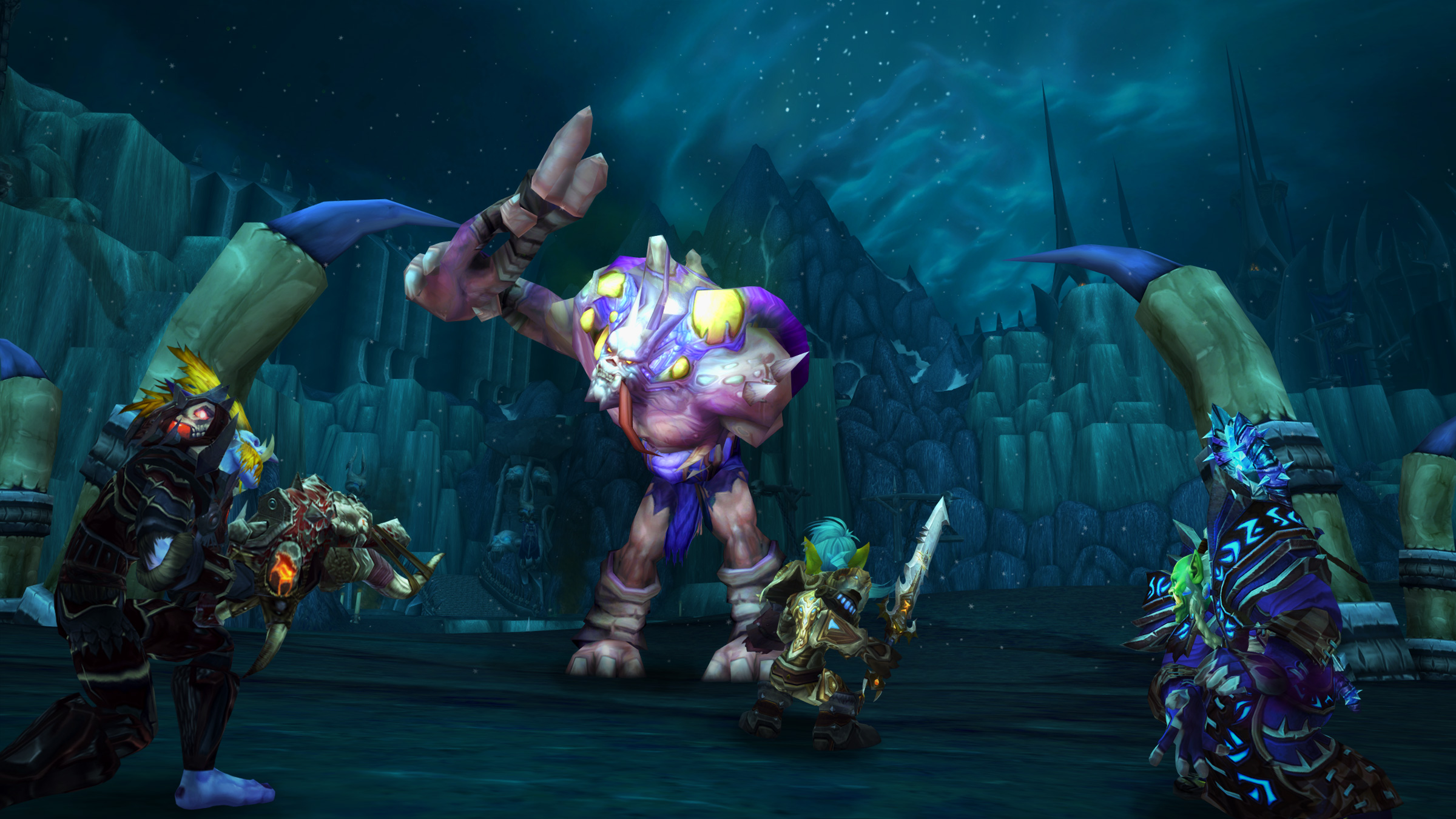 Weekly Bonus Event: Timewalking Wrath of the Lich King
