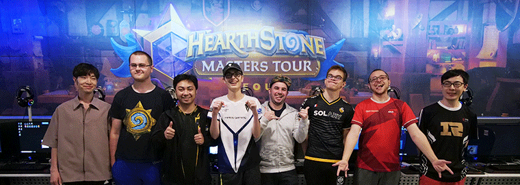 Masters Tour Seoul: Time for Top 8