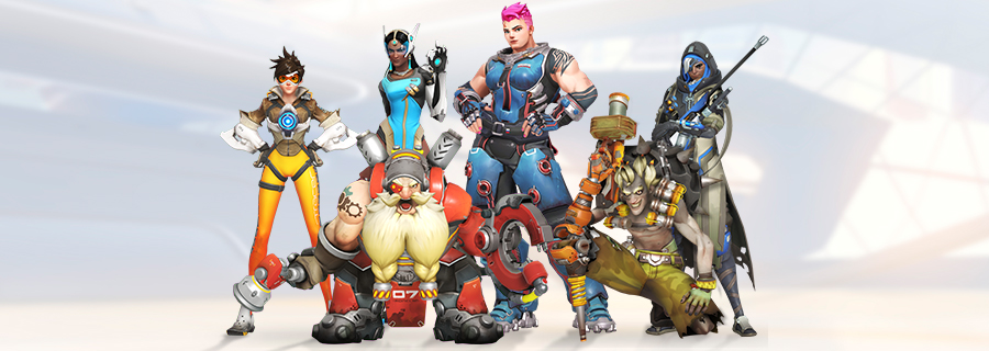 Jugad a Overwatch® gratis en PC, PlayStation® 4 y Xbox One del 17 al 20 de noviembre