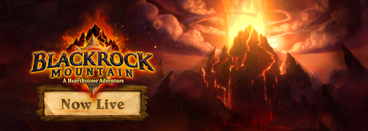 Blackrock Mountain is Now Live!