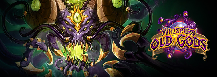 Whispers of the Old Gods – The Entourage of Y'Shaarj - Hearthstone