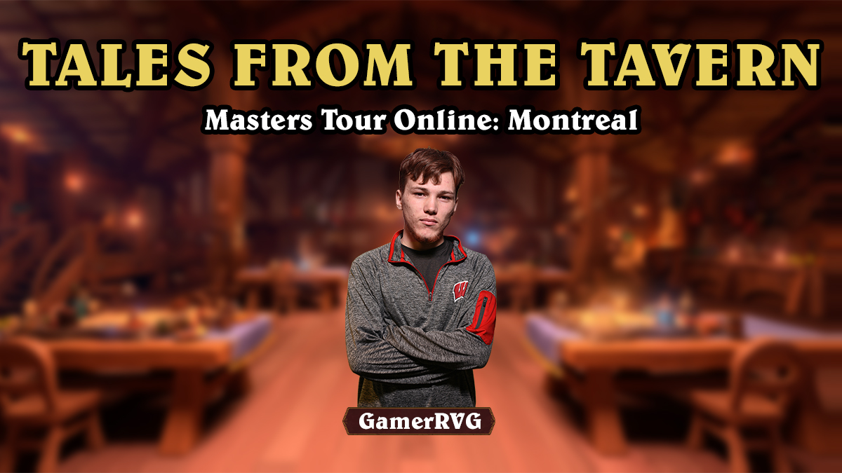 Tales from the Tavern: GamerRVG