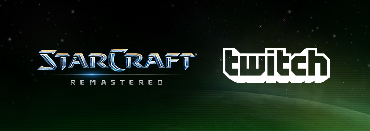 Lancement de StarCraft: Remastered