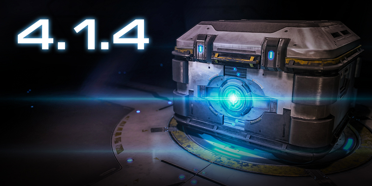 Notes de mise à jour pour la version 4.1.4 de StarCraft II