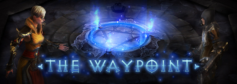 The Waypoint - Week of September 8