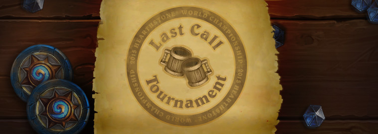 Last Call Tournament Results