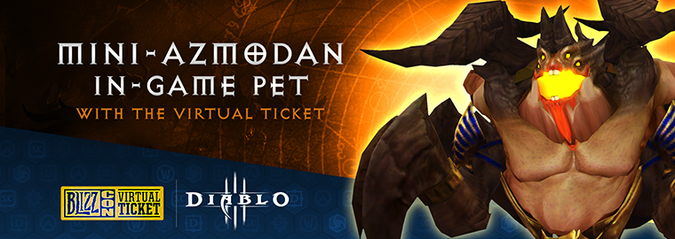 Unleash a Tide of Sin on Sanctuary With the BlizzCon Virtual Ticket
