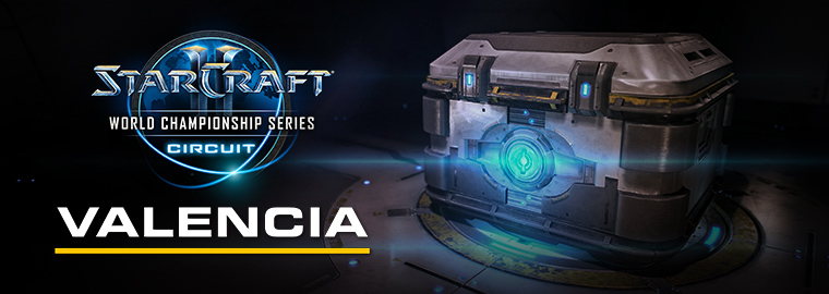 War Chest Reveal at WCS Valencia