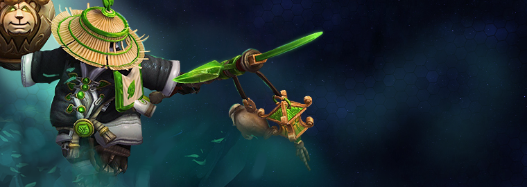 HEROES OF THE STORM BALANCE UPDATE — MARCH 28, 2017