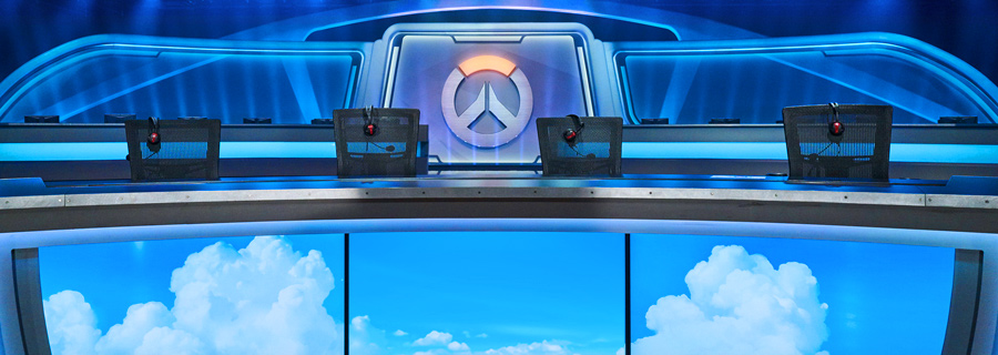 Join the Overwatch On-Air Talent Team