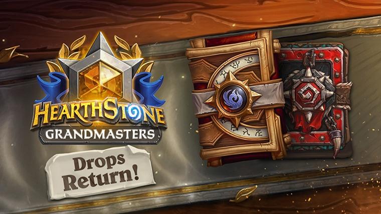 ¡Vuelven los botines a Maestros de Hearthstone!