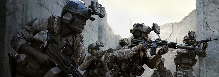 Preparati al beta test di Call of Duty®: Modern Warfare®