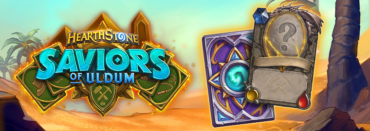 Saviors of Uldum Card Reveal Recap, Week 3
