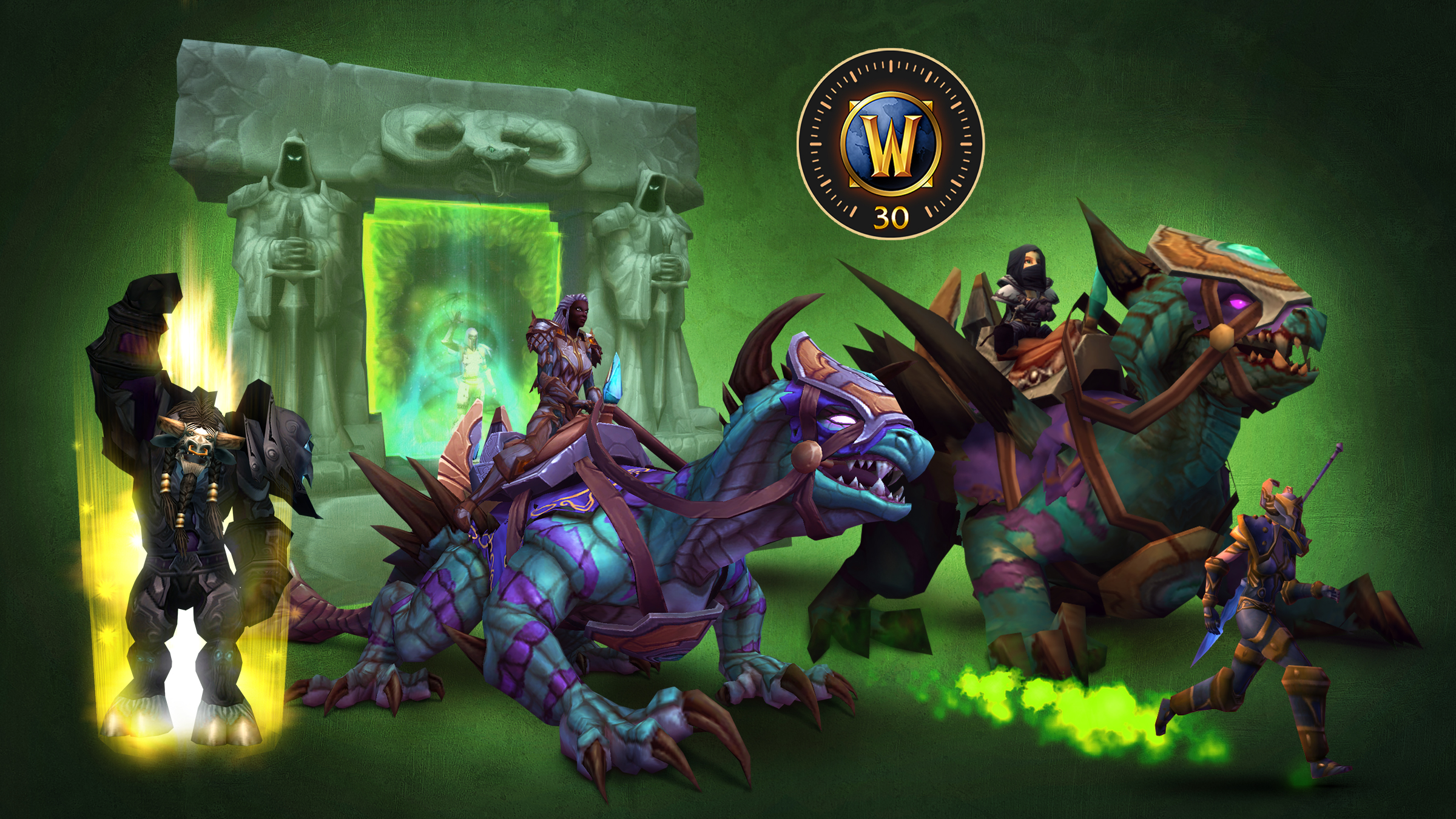 Enhance Your Burning Crusade Classic Experience with the Dark Portal Pass and Deluxe Edition
