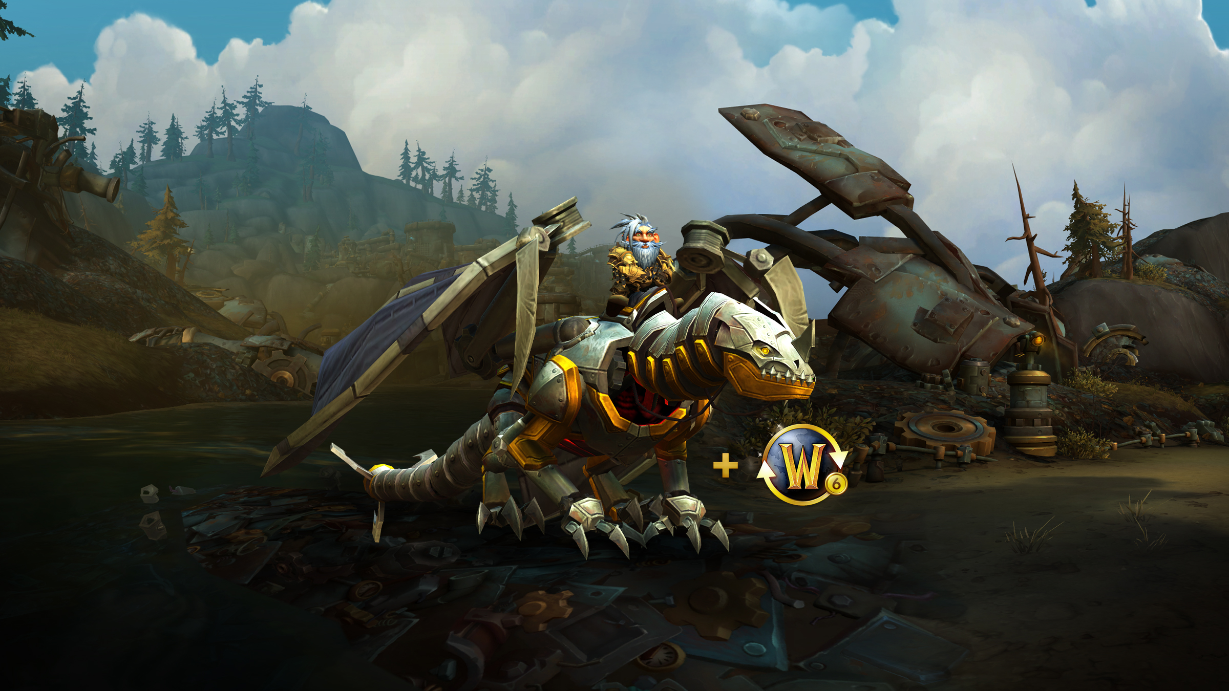 Purchase a 6-Month Subscription and Get a New Mount!