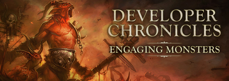 Developer Chronicles: Engaging Monsters