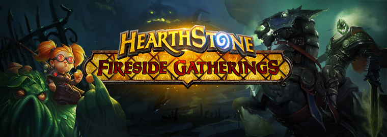 Une sinistre surprise vous attend lors des Fireside Gatherings de la Sanssaint !