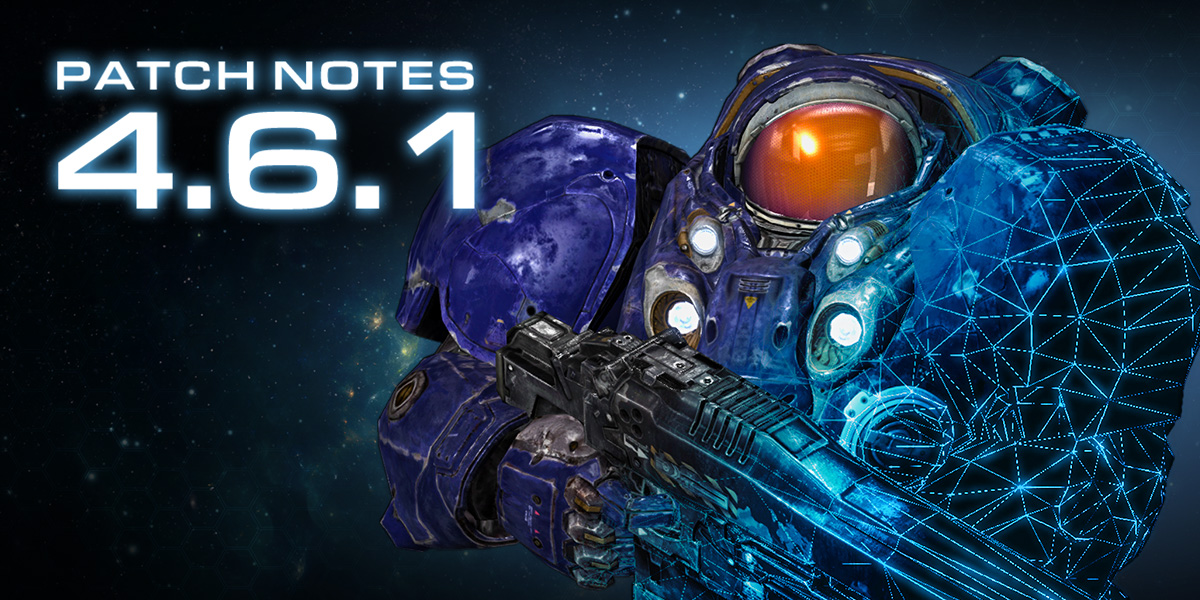 StarCraft II 4.6.1 Patch Notes