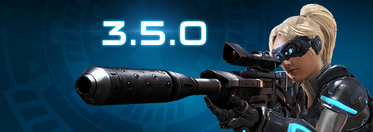 Note della patch 3.5.0 di StarCraft II: Legacy of the Void
