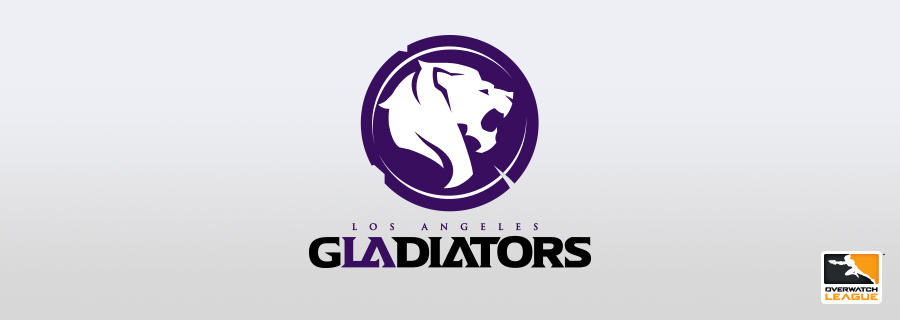 Presenting the Los Angeles Gladiators
