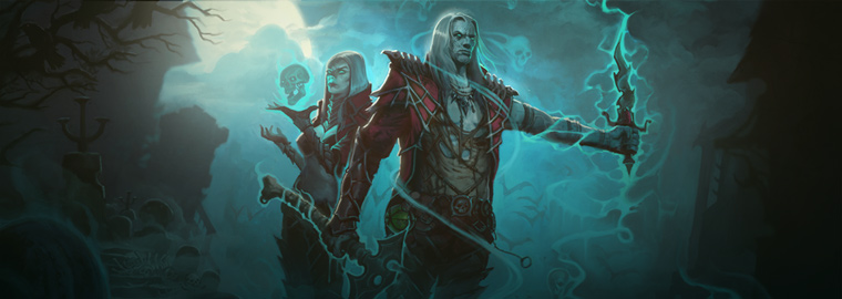 Necromancer Facebook Live Q&A Next Thursday