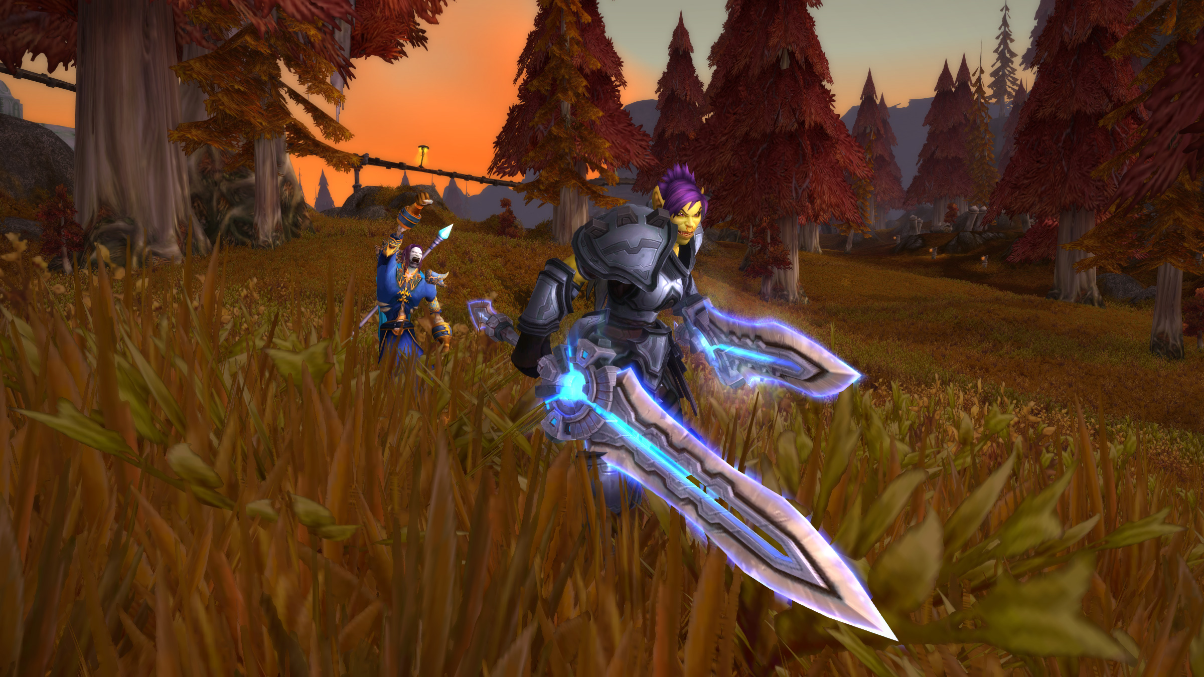 Explore Azeroth With Friends Using Party Sync