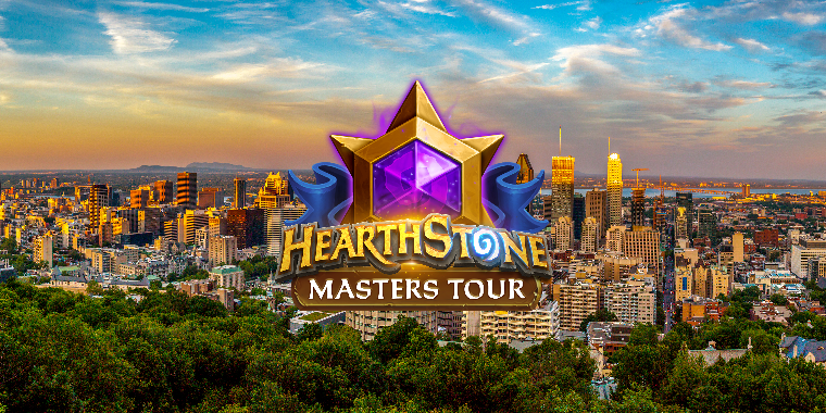 Masters Tour Montreal Moves Online and Qualifiers Begin!