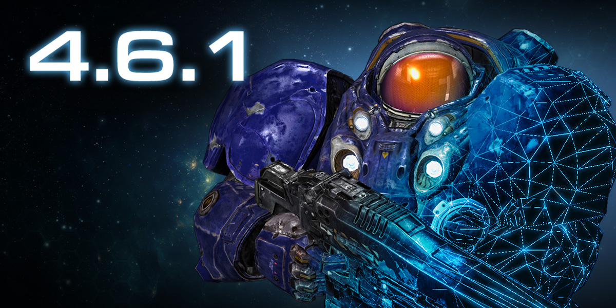 Note della patch 4.6.1 di StarCraft II