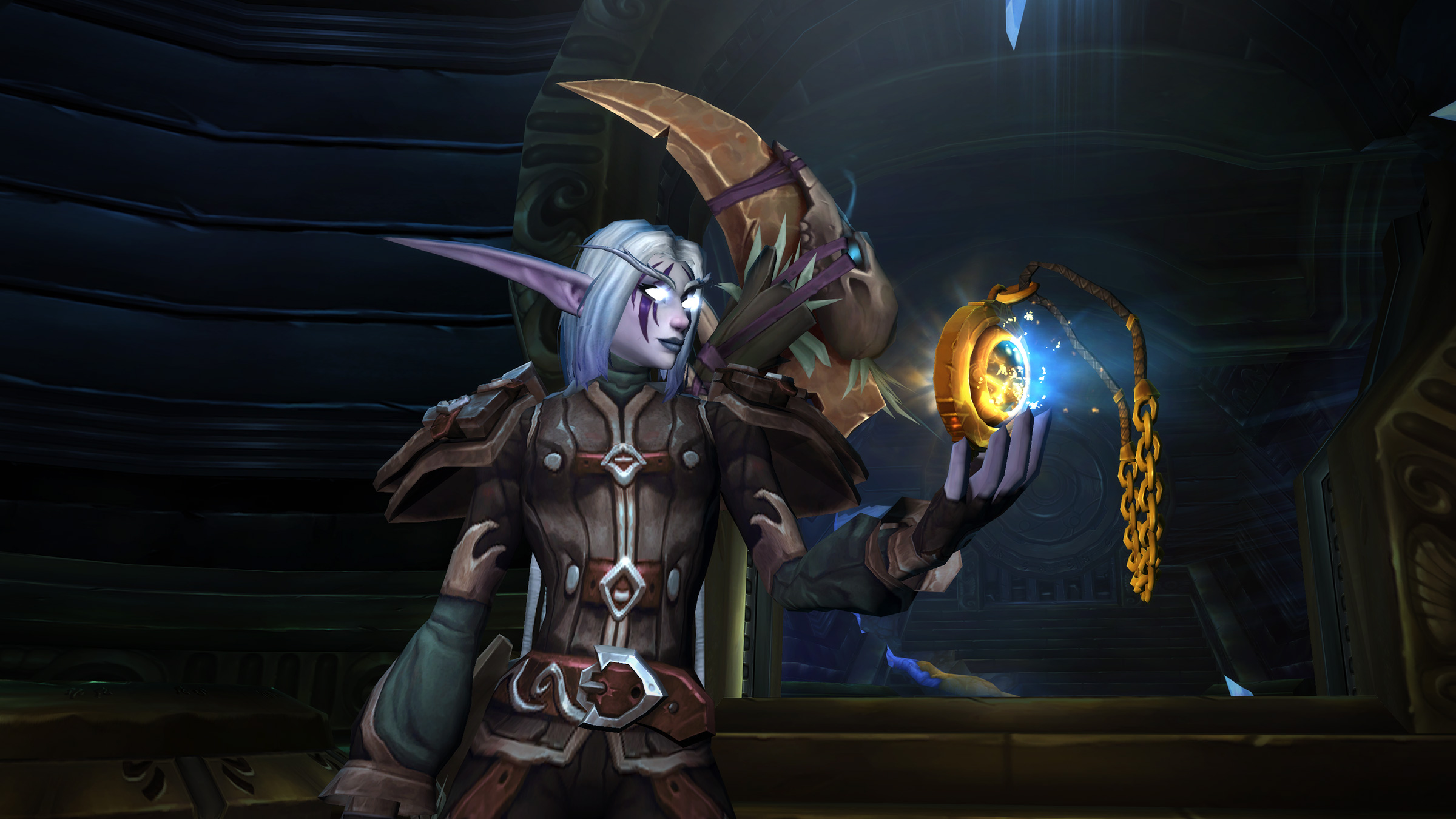Tides of Vengeance Part 2: Azerite Armor Updates & Changes