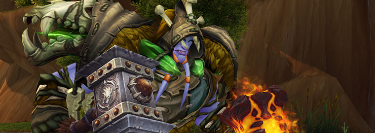Legion: Shaman Artifact Reveal