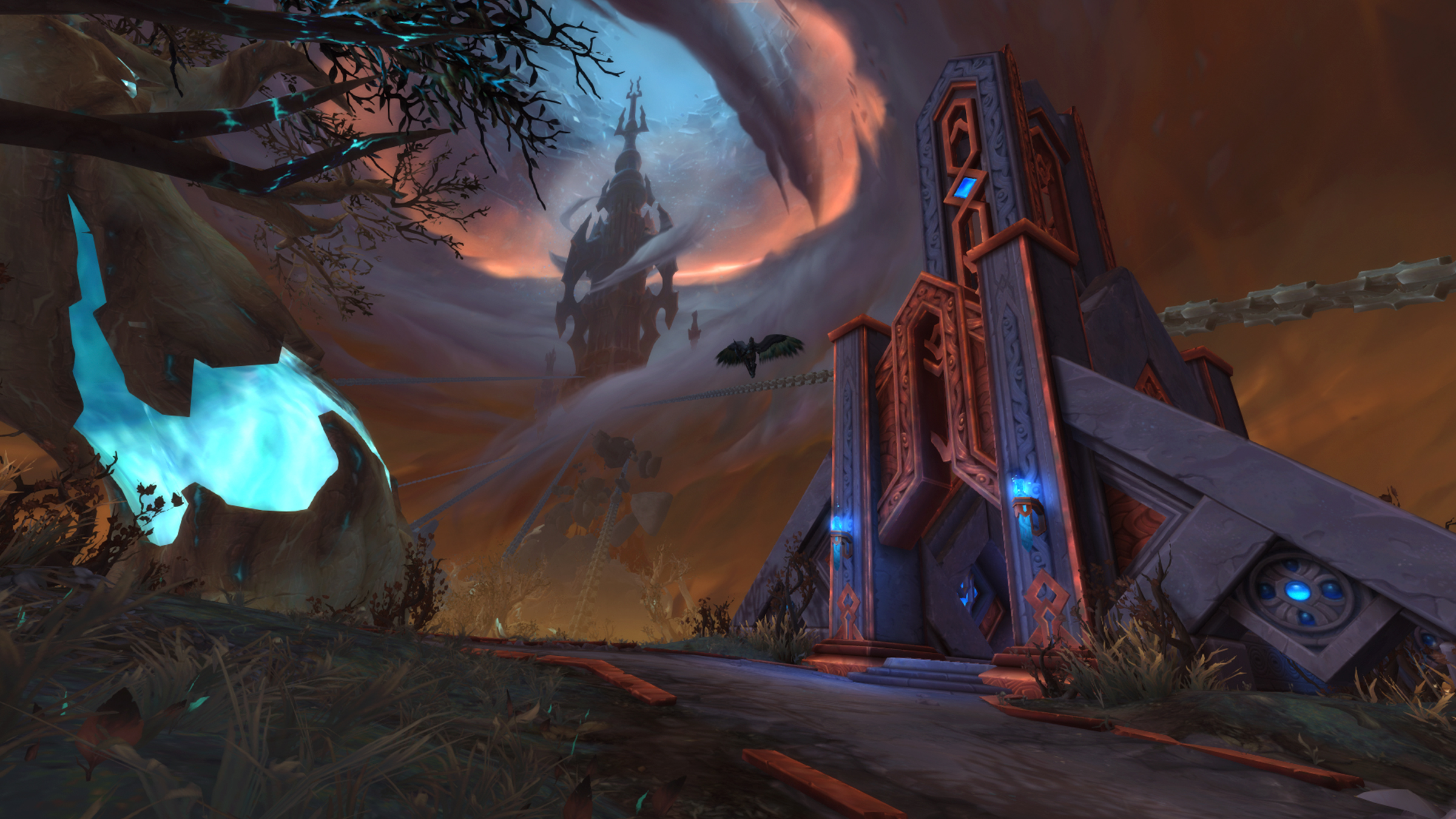 Shadowlands: Maw Updates in Chains of Domination