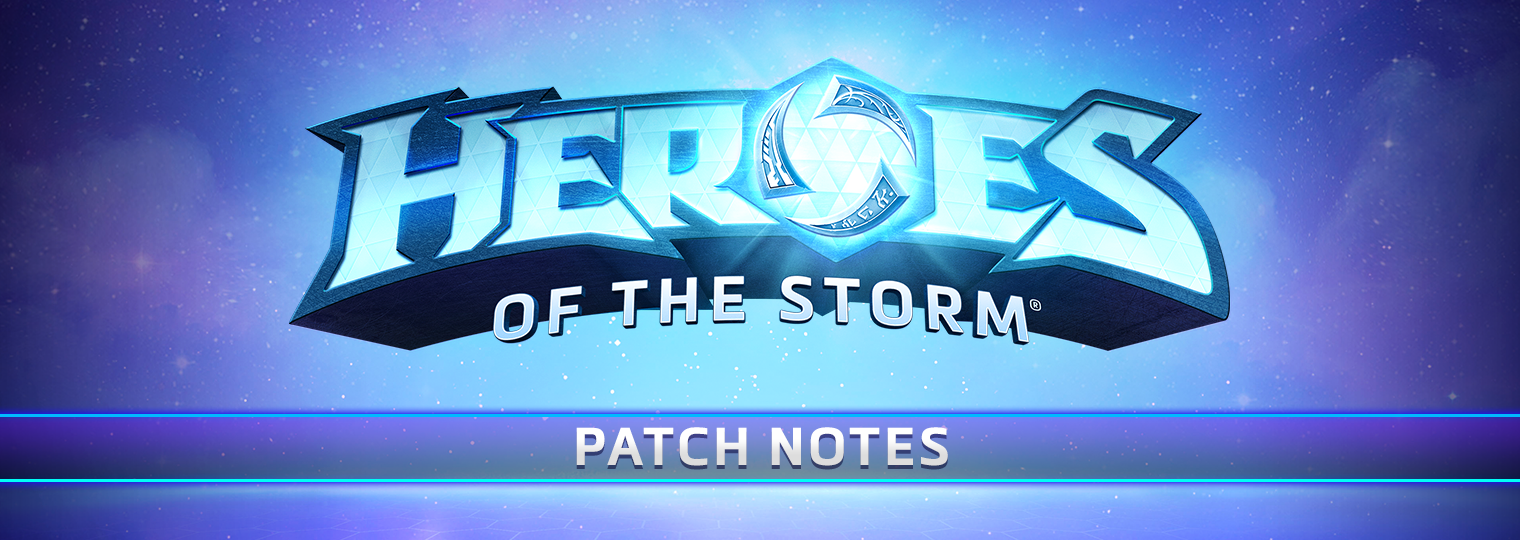 Heroes of the Storm Live Patch Notes - May 18, 2021
