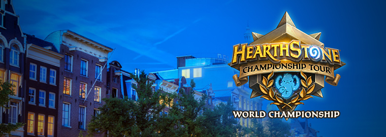 HCT World Championship 2017 zmierza do Amsterdamu!