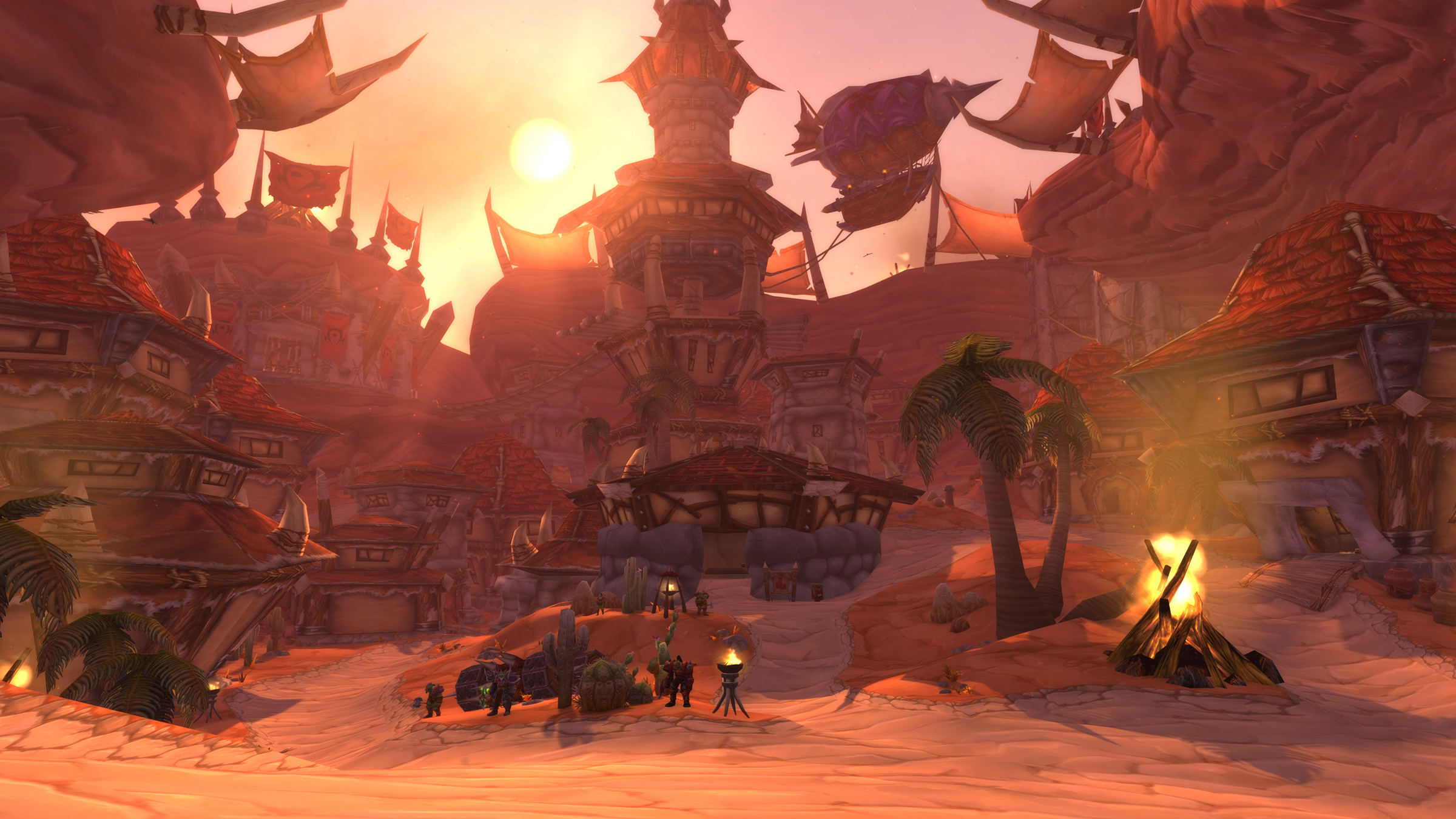 WoW® Classic City Tour: Orgrimmar
