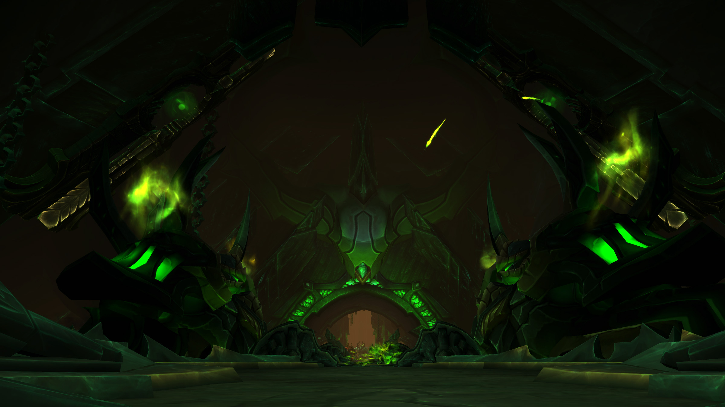 Antorus, the Burning Throne Now Live! *Updated 1/16