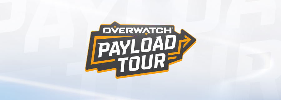 Join us on the Overwatch Payload Tour