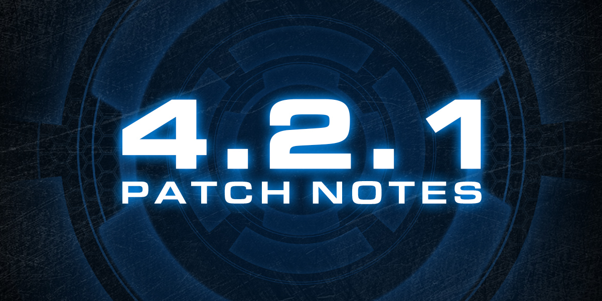 StarCraft II 4.2.1 Patch Notes