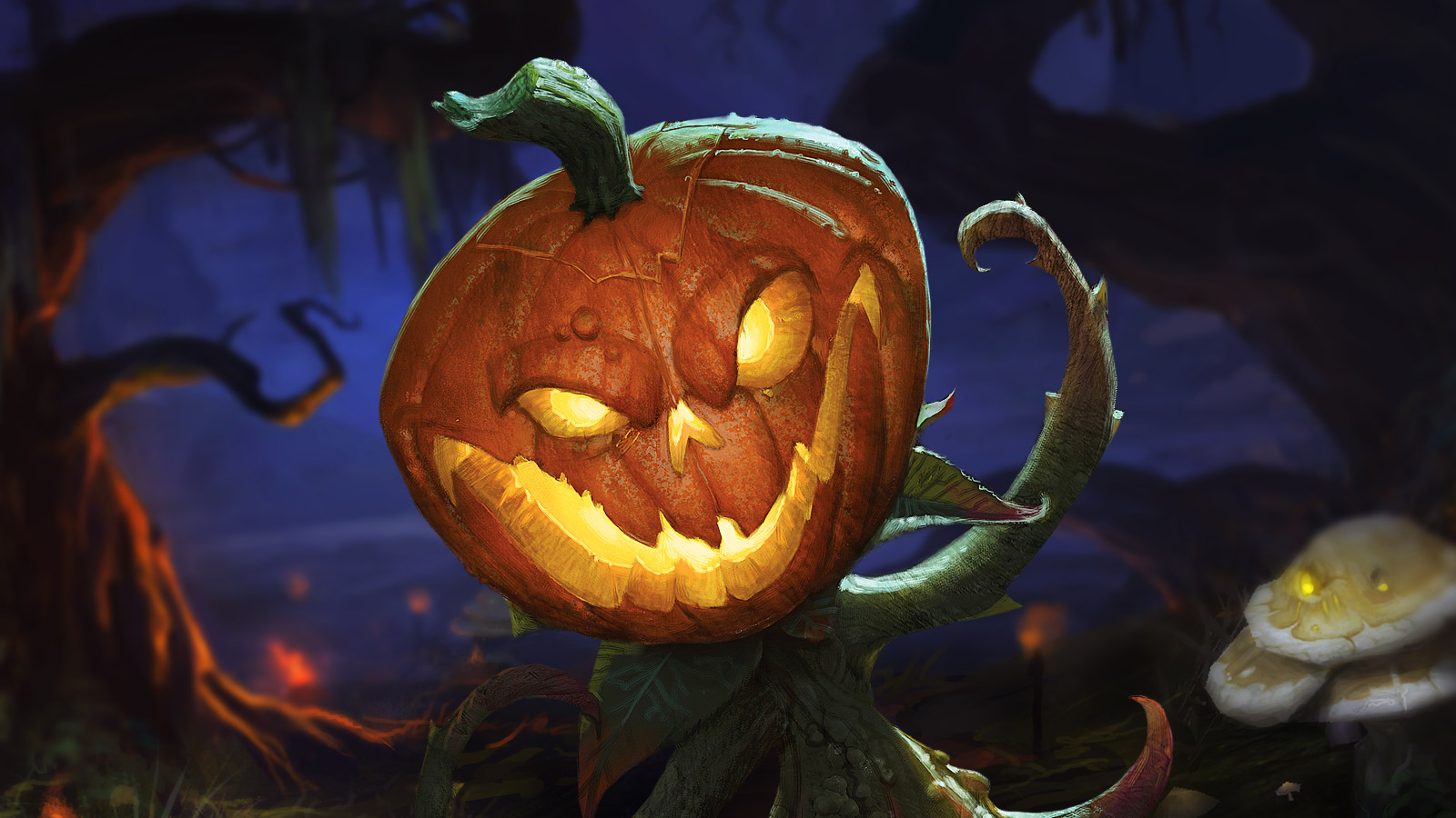 2017 Halloween Pumpkin Carving Contest Heroes Of The