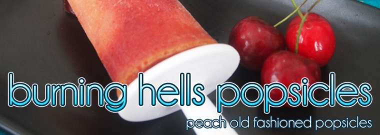 The Burning Hells: Now in Popsicle Form