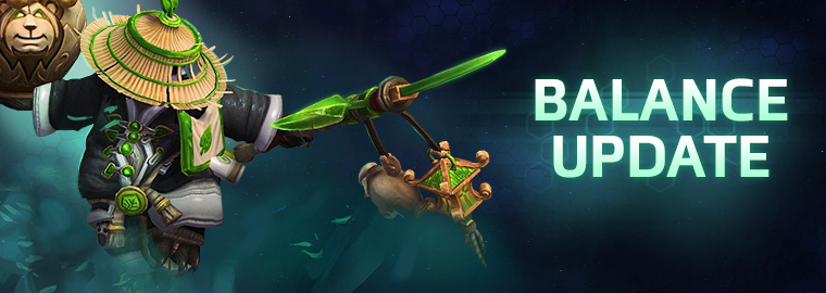 Heroes of the Storm Balance Update Notes -- January 20, 2016